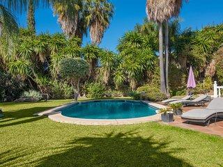 40125-Beautiful villa with heated pool