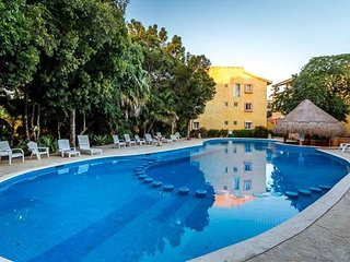✦ FREE  AIRPORT PICK INCLUDED✦  Enjoy Absolute Privacy at 1BR Chac Ha Playacar