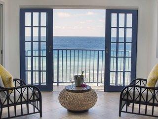 Ocean Front Villa 402
