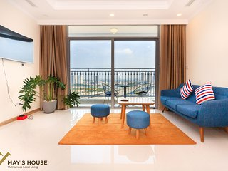 May's House Smart Apartment Vinhomes Central Park Saigon