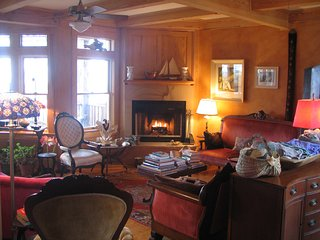 the Living Area, available to all Guests