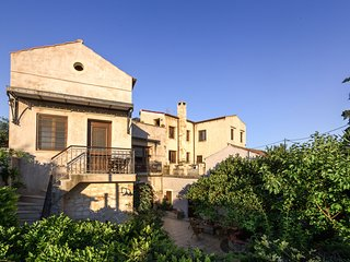 Staggering Iconic Cretan Mansion minutes to Beach