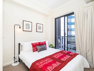 14E Perth CBD Executive Apartment -1*1 - sleeps 3