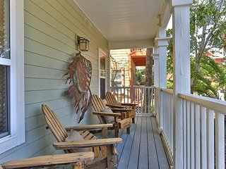 Enjoy your Morning Coffee or Reading a Book on the Front Porch!