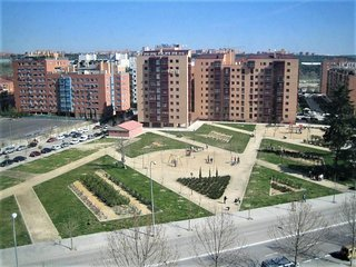 In Madrid with Pool, Lift, Parking, Washing machine (923227)