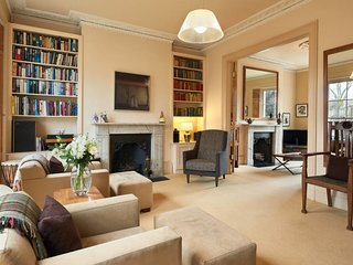 4bed, 3bath Islington house w/garden, gym &parking