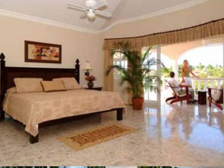 The Crown Villa-Lifestyle Resort Puerto Plata-4 Bedroom Villa
