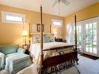 Millennium Rose | Fredericksburg Vacation Rental