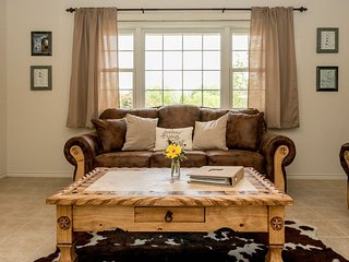 Rustic Charm | Fredericksburg Vacation Rental