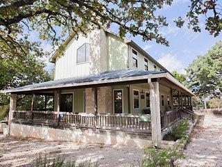 Enchanted Porch and Grandmother's Porch | Fredericksburg Vacation Rental