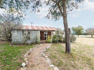 The Shed on Old Comfort Road | Fredericksburg Vacation Rental