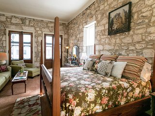 Fredericksburg Bakery Suite 1 | Fredericksburg Vacation Rental
