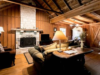 Wild Sage Barn | Fredericksburg Vacation Rental