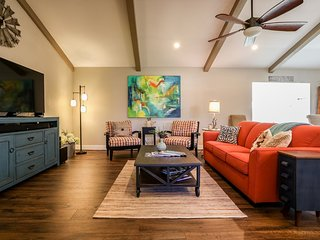 The Grove | Fredericksburg Vacation Rental