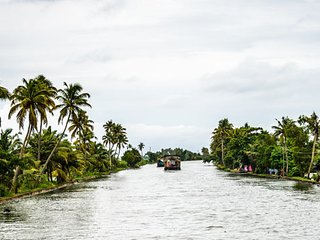 tourism backwaters