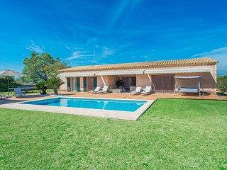 SA FINCA - Villa for 6 people in Muro