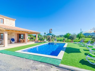 CAN BLANCOS - Villa for 8 people in Inca