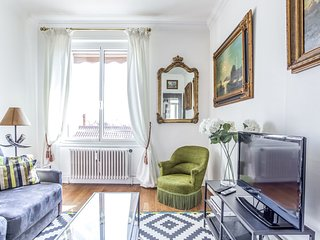 Charming apartment near Place des Jacobins