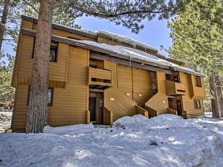 NEW! Mammoth Lakes Condo w/Tennis Courts & Spa!
