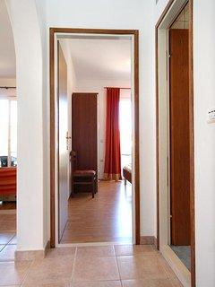 Hallway 2, Surface: 2 m²