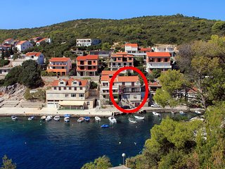 Two bedroom apartment Zavalatica (Korcula) (A-9285-c)