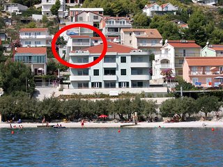 One bedroom apartment Marina, Trogir (A-9443-a)