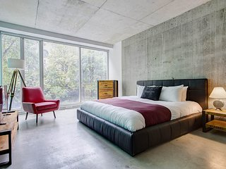 Loft Style + Jacuzzi core Downtown Le Giorgione