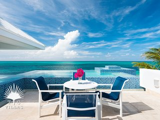 Plum Wild // Beachfront Family Vacation Villa on Grace Bay Beach