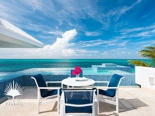 Plum Wild // Beachfront Family Vacation Villa on Grace Bay Beach