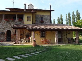 Country Villa in the center of Umbria