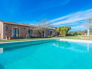 PUNTA GATERA - Villa for 12 people in Son Carrio