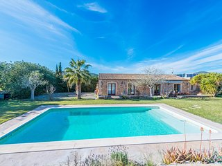 PUNTA GATERA - Villa for 12 people in Son Carrio