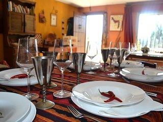 Gastro Casa de Sol, es un alojamiento rural- sociedad Gastronómica.