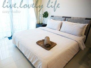 KLCC SUMMER SUITES#1 吉隆坡市中心 双子塔 摩尔库夏季套房公寓 温馨小居