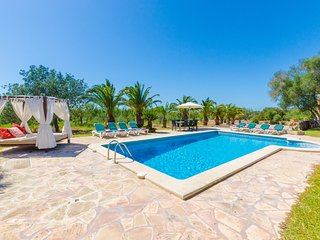 SON FUMAT - Villa for 8 people in Es Llombards