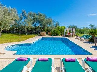 SON FUMAT - Villa for 8 people in es Llombards