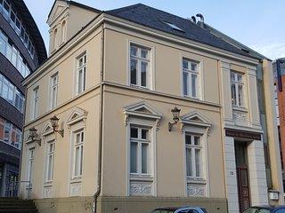 Apartment 'Op'n Deck' Harmsstr. 13: Moderne Ferienwohnung im Zentrum von Kiel