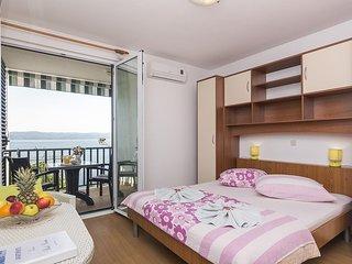 Studio flat Brela, Makarska (AS-11687-c)