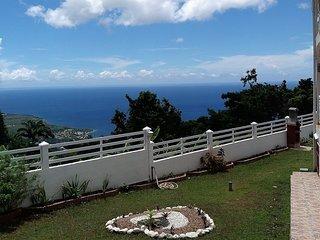F3 vue panoramique sur la mer à  3kms de la plage