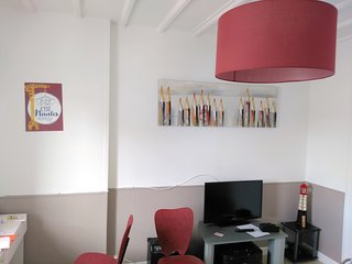 Appartement 4 couchages au coeur de Berck-Plage