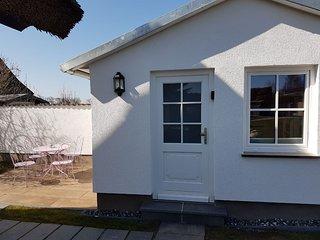 Zimmer 'Gartenhaus' in Schaprode/Rugen (ohne Kuche)