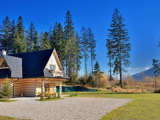 Domek w Tatrach
