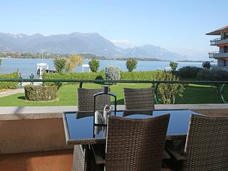 Apartment Il Sogno del Lago, directly at Lake Garda