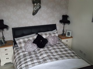 Deanside Cottage Beamish 1 double room with on suite