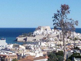 Apartamento con vistas al mar y al castillo