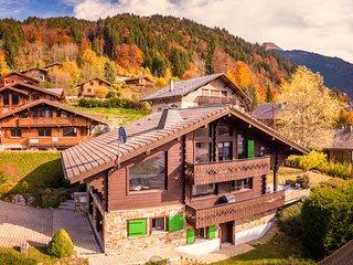 Chalet HIBOU BLANC a l'ambiance scandinave