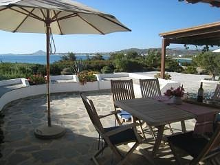 Naxos BeachVilla, 60 meters from the Sea