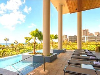 Trump Waikiki 0808 Studio Book Now at Special Rate!