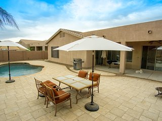 Resort Style Spacious Home with Pool in Ocotillo near Downtown Chandler