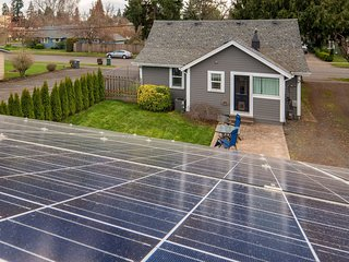 Solar Powered Classic NW Home